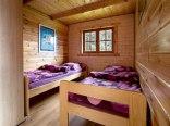 Domki na Kaszubach - domek 2 sypialnia