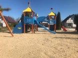 Nowy plac zabaw Morska Kraina