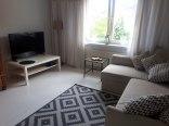 apartament w Sopocie Z Ogrodem piętro domu 4os