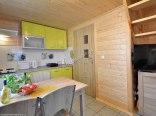 Domek pięcioosobowy-kuchnia