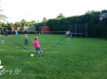 Nasz ogród przygotowany na wakacje z dziećmi :)