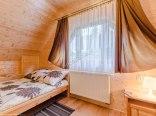 piętro - sypialnia 3 osobowa