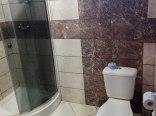 W pełni wyposażona łazienka