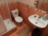 Pokoje mają własne łazienki