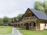 Camping Leśne Duchy domki Zwierzyniec