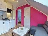 Salon z aneksem dla Apartamentu 4-osobowego