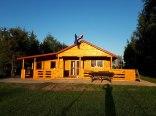 Nowy trzeci domek w Teologu