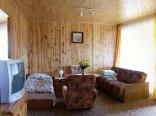 Cicha Zatoka domek - duży pokój
