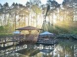 Poranek na Leśnej Polanie