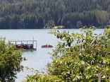 Pokoje z bezpośrednim dostępem do jeziora we Wielu