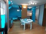 Apartament Błękitny & Rubinowy, domek całoroczny