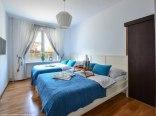 1 sypialnia-dwa łóżka podwójne