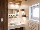 chatka całorczna- łazienka