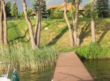 Z naturą Domek całoroczny nad Jeziorakiem
