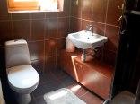 Łazienka domek 8 osobowy
