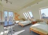 3-os z balkonem i widokiem na morze