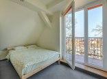 Pokój Rodzinny z balkonem i widokiem na morze