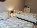 Agatka - sypialnia