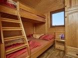Sypialnia domek 6osobowy