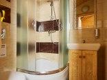 łazienka domek 6osobowy