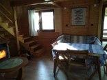 Rybaczówka salon 2 miejsca do spania