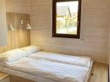 Sypialnia małżeńska Domek typu B