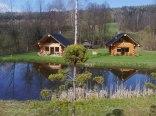 Domki w Bieszczadach u Pati