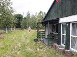 Leśna Chata w Borach Tucholskich