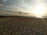 plaża przy naszym wejściu Nr 5