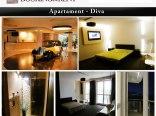 Apartamenty w Hotelu DIVA /sprawdzony obiekt/