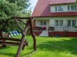 Dom od strony ogródka