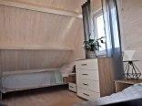 Domek 4-6 osobowy sypialnia