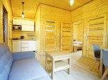 salon z aneksem-parterowy domek