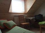Pokoje i domki nad jeziorem Serwy
