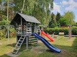 Słoneczne - domki campingowe