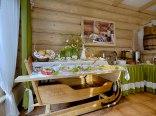 śniadanie w formie stołu szwedzkiego