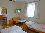 Pokój 3 -4 osobowy