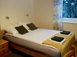 Pokój nr. 1. 4-osobowy z możliwością dodatkowego piątego spania.