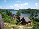 Świerkowe Chatki nad Soliną - domki nad jeziorem