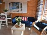Laura - domki z sauną nad morzem