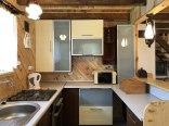 duży domek kuchnia