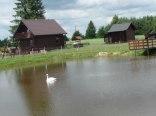 Domek na Kaszubach , ryby,wolne 24-31 lipca