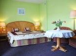Willa Cyprys - apartament - pokój z balkonem