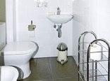 Łazienka z WC i bidetem