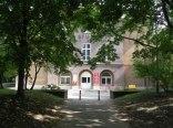 Wejście główne do akademika od ul. Akademickiej 3