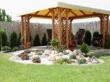 Altanka, ogród