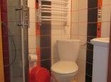 apartament czerwony-łazienka