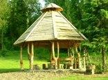Chata z bali Bukowina