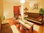 Pokój dzienny w apartamencie I