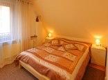 Sypialnia w apartamencie I